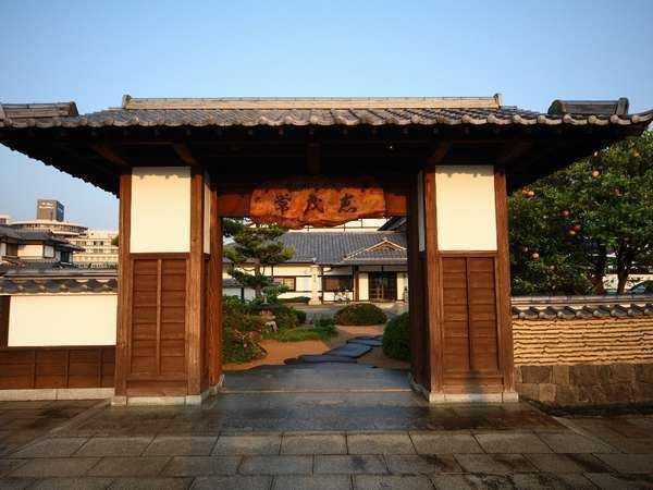 tomore ryokan entrance