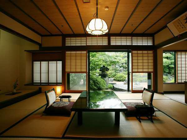 tomore ryokan dining room