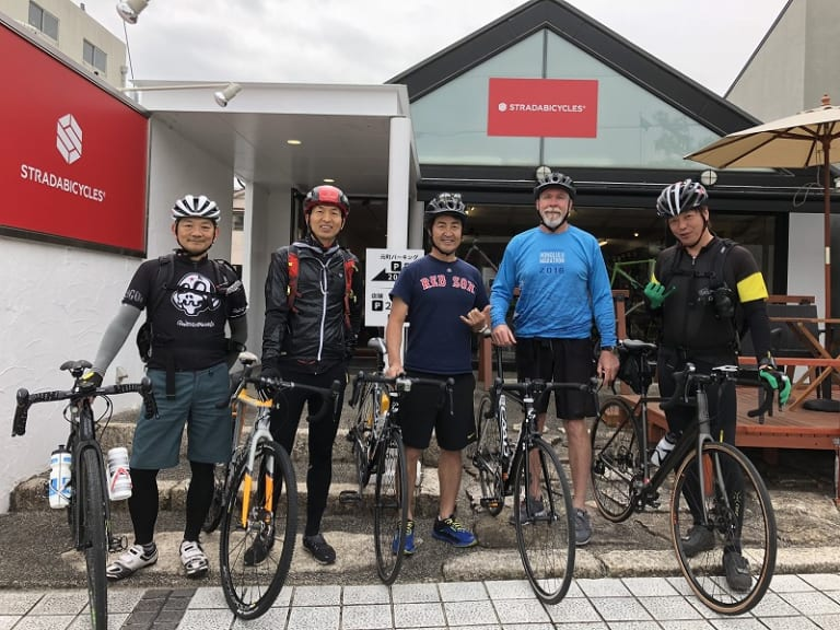 Cycling Tour in Hikone