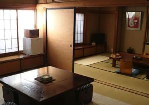 Naraya Ryokan room interior (source: Scoutski)
