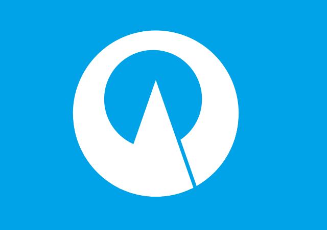 Nozawa Onsen flag emblem (source: Wiki)