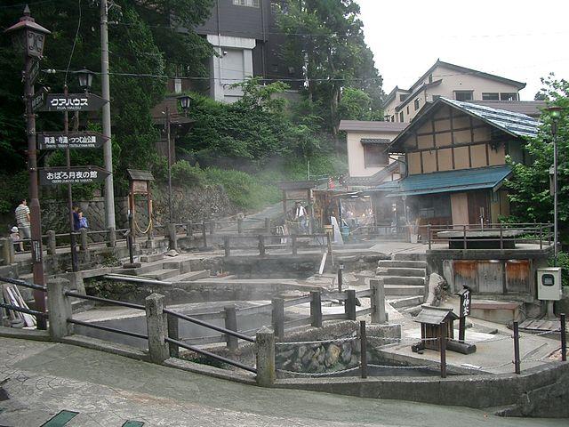 Nozawa Onsen Onsen Gai (source: Wiki)