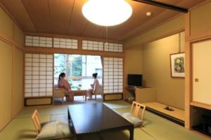Ryokan Sakaya inside room (source: Ryokan Sakaya)