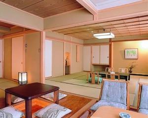 Ryokan Sakaya room layout (source: Ryokan Sakaya)