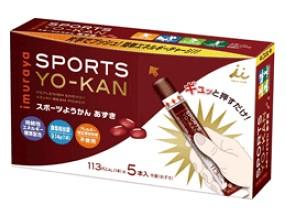 Sports Yokan - chocolate flavored