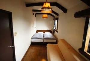 Small room at Nagano hotel (Source: St. Anton)