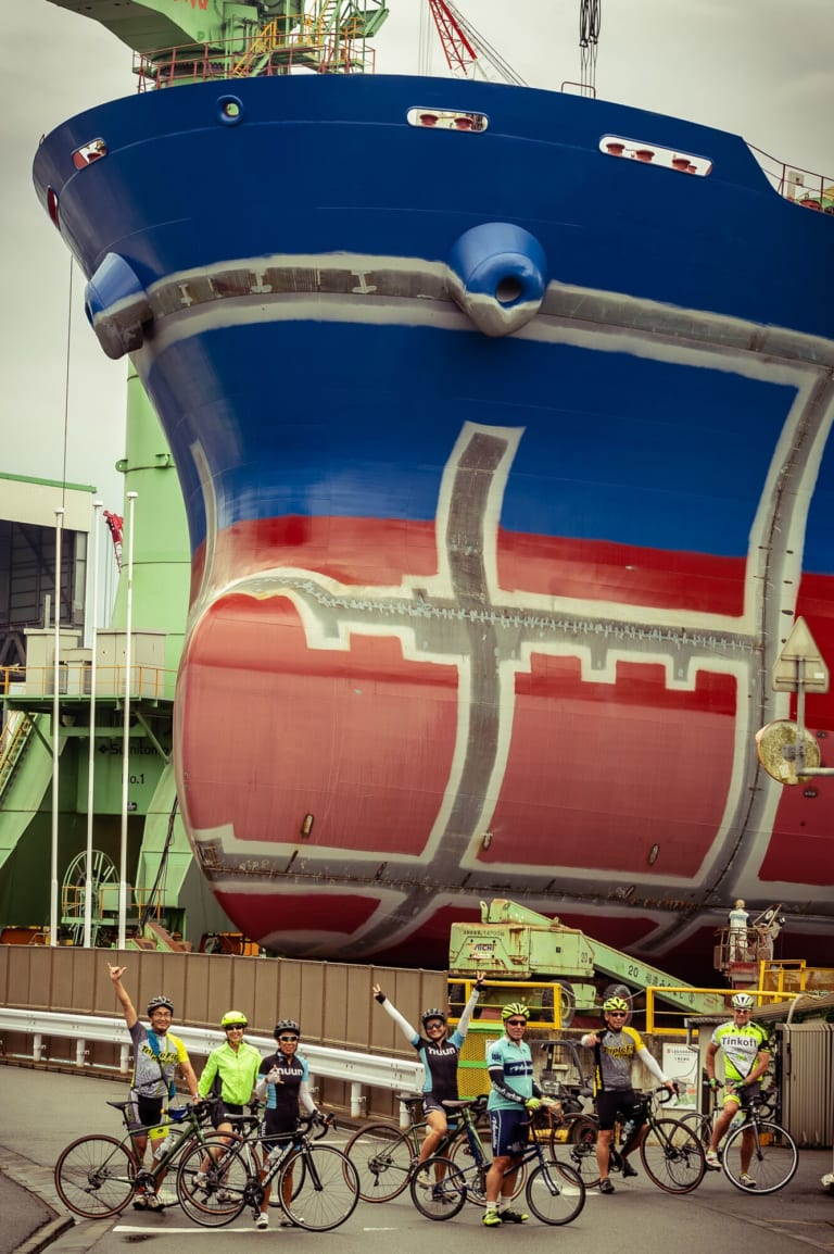 Shimanami Zosen shipyard