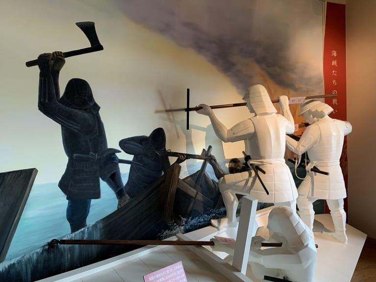 Murakami Suigun Museum