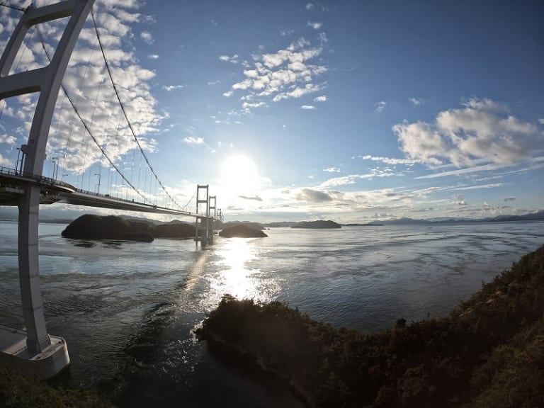 Kurushima Bridge