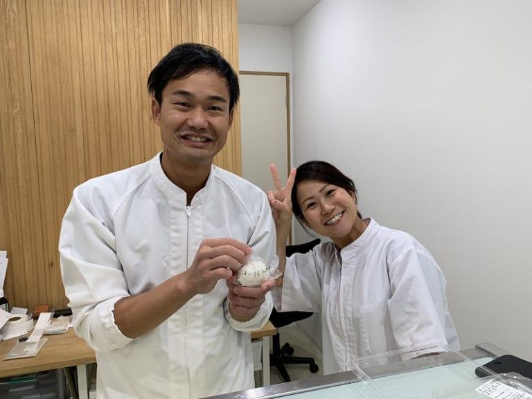 Hassaku Daifuku shopowners