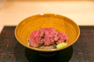 Wagyu rice bowl