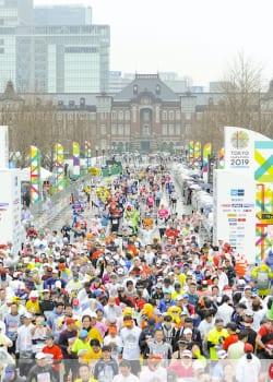 tokyo marathon feature